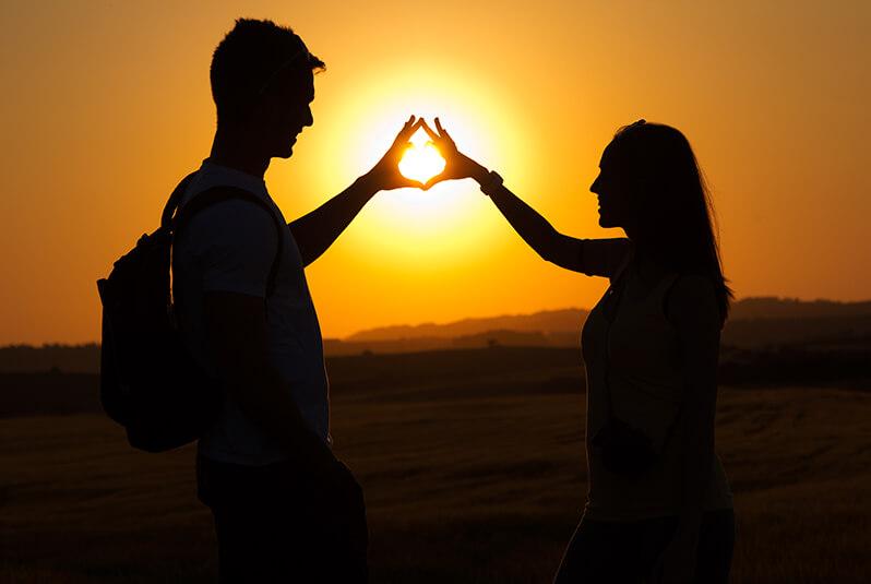 Geschenk für die Partnerin oder den Partner